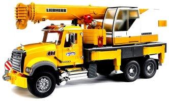 yellow.crane.truck
